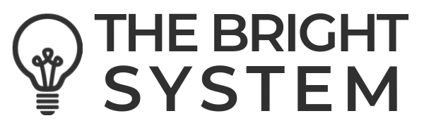 The Bright System logo v1.0